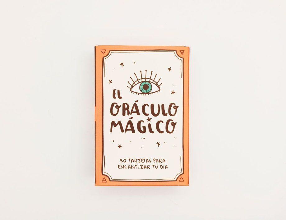 El oráculo mágico